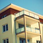 Zonder afvoer op het balkon is de kans op waterschade groot