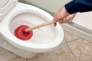 WC ontstoppen